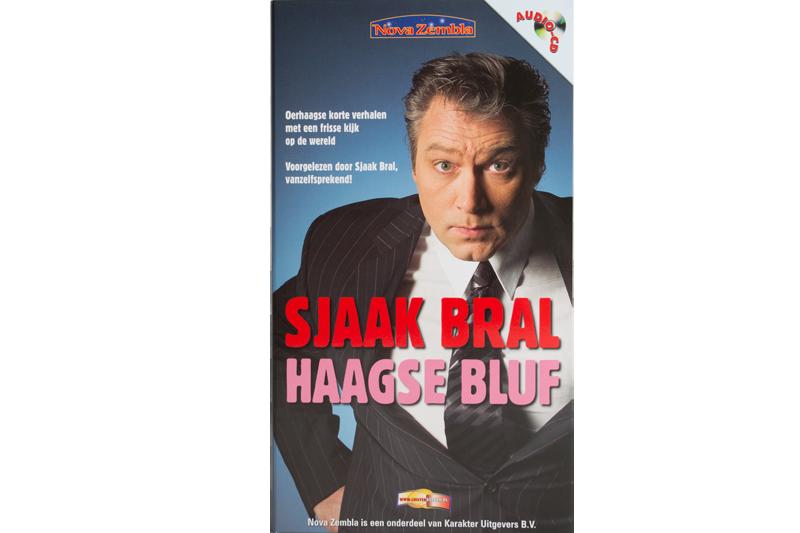Haagse Bluf (luisterboek 2CD)