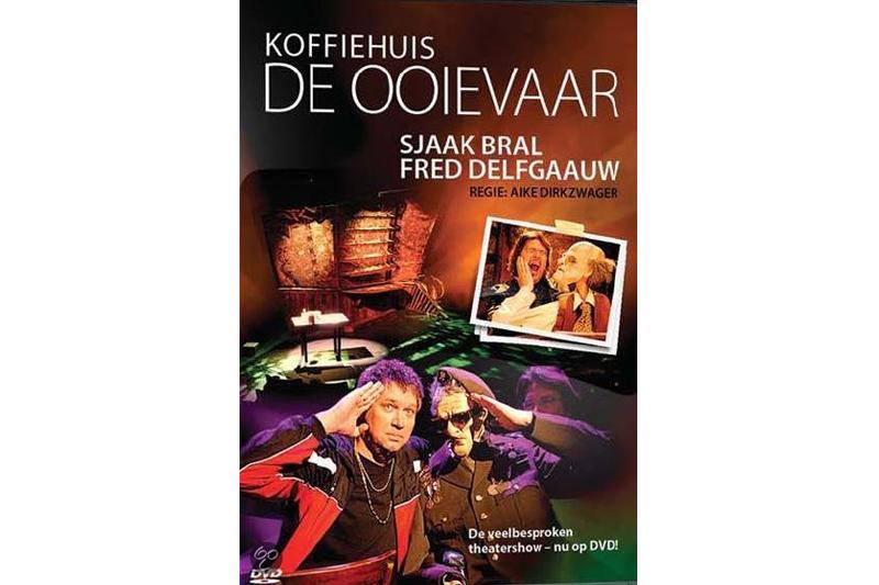 Koffiehuis de Ooievaar (DVD)