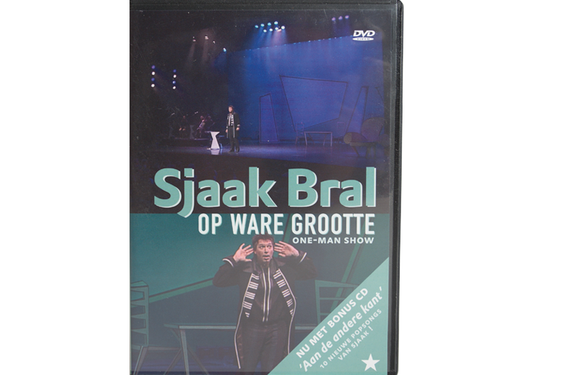 Op Ware Grootte (DVD en CD)