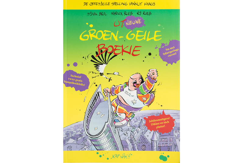 Ut Nieuwe Groen-Geile Boekie 2008 -  laatste exemplaren